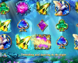 Theatre of Night Slot Features Six Reels