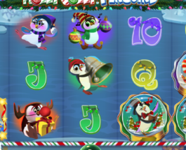 Holly Jolly Penguins Slots Offers Year Round Christmas Fun