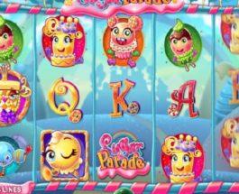 Sugar Parade Slot Awards Tasty Looking Treats
