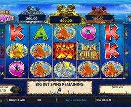 Reel 'Em In Lobster Potty Slots Takes You Fishing