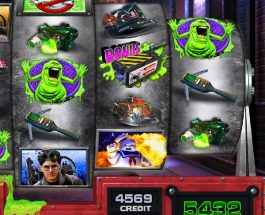 Ghostbusters Triple Slime Slot Offers Numerous Bonuses