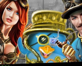 Steampunk Nation Slot Offers Huge Progressive Jackpot