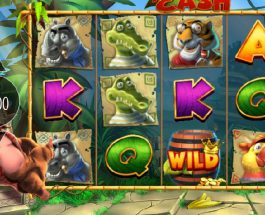 King Kong Cash Slot Features Nine Bonuses