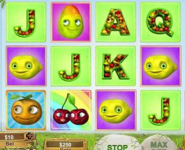 Fruity Friends Slot Offers Healthy Rewards and Payouts