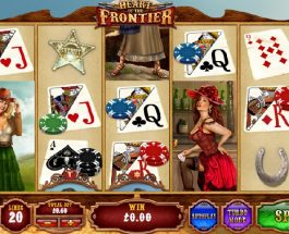 Heart of the Frontier Slot Takes You to the Wild West