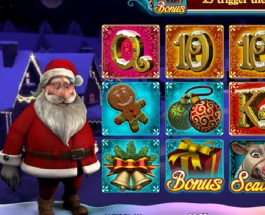 Santa's Super Slot Offers Huge Progressive Wins