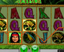 Amazonia Slot Is a Natural Delight