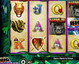 Big Thunder Slots Offers Sixth Reel Jackpots