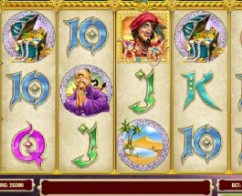 Golden Caravan Slot Takes You Adventuring with Marco Polo