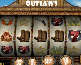 Reel Outlaws Slot Takes You to an Old Western Town