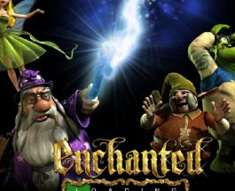Enchanted Slot Features Four Bonus Games