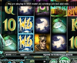 Frankenslot's Monster Will Electrify Your Wins