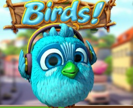Birds! Slot Features Flying Combos and Free Spins