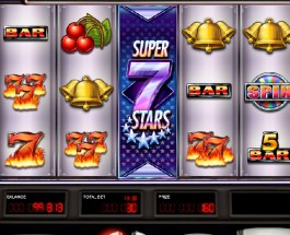 Super 7 Stars Slot Brings Bonuses to Traditional Slots