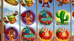 Las Cucas Slot Takes You to a Mexican Party