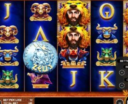 Hercules Son of Zeus Slots Brings You Free Spins from the Gods