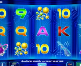 The Spin Lab Slot Allows Players to Customise their Free Spins