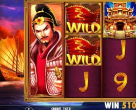 3 Kingdoms Slots Offers Three Free Spins Games