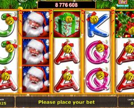 Jingle Jackpot Slot Features a Christmas Progressive Jackpot