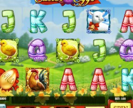 Easter Eggs Slot Offers Cracking Bonus Payouts