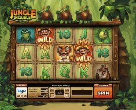 Jungle Trouble Slot Takes You on an Adventure