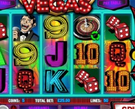 Vintage Vegas Slot Takes You Back in Time