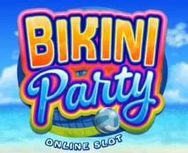 Bikini Party Slots Features Free Spins on the Beach