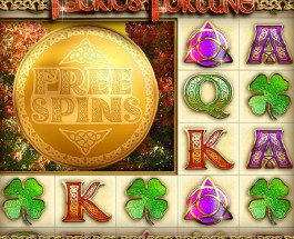 Faeries Fortune Slot Features Three Bonus Games