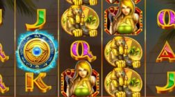 Eye of the Amulet Slots Offers Bonuses on Every Spin