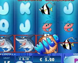 Wacky Waters Slot Offers Underwater Bonuses