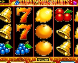 Super Hot Fruits Slot Offers an Exciting Bonus Round