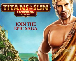 Titans of the Sun – Hyperion Slot Features Stacked Bonuses