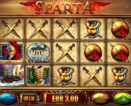 Fortunes of Sparta Slot Offers Wins And Warfare