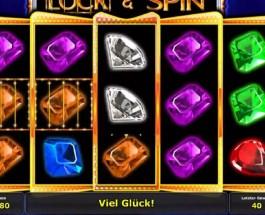 Gemstone Jackpot Slot Machine Offers Free Re-spins