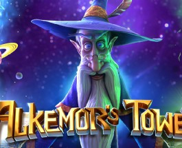 Alkemor's Tower Slot Offers Magical Wins
