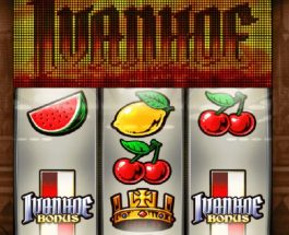 Ivanhoe Slot is a Classic with Rewarding Bonus Features