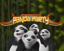 Rival's Panda Party Slot Offers Pandamonium Play