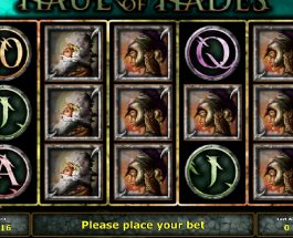 Haul of Hades Slot Brings You Riches from the Underworld