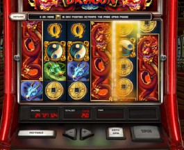 The Legendary Red Dragon Slot Features Six Reels