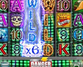 Danger High Voltage Slot Will Electrify Your Wins