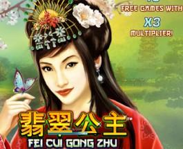 Fei Cui Gong Zhu Slot Offers Four Progressive Jackpots