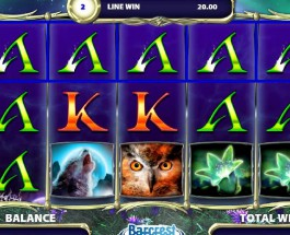 Moon Shadow Slot Features Mysterious Free Spins