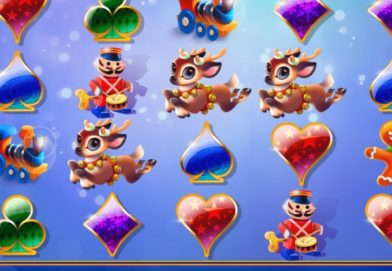 Jolly's Gifts Slots Brings You Christmas Presents and Staked Wilds
