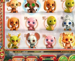 4 Seasons Slots Features The Chinese Zodiac