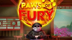 Paws of Fury Slot Offers Ten Bonus Games and a Progressive Jackpot