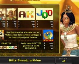 Anubix Slot Machine Offers Bonus Multipliers