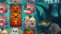Spin or Treat Slots Puts You in the Halloween Spirit