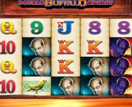 Double Buffalo Spirit Slot Offers Wild Multipliers