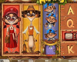 Meet The Meerkats Slot is the Cutest Slot Around