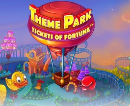 Theme Park: Tickets Of Fortune Slot Features Games and Multipliers